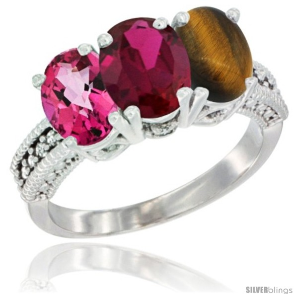 https://www.silverblings.com/76610-thickbox_default/10k-white-gold-natural-pink-topaz-ruby-tiger-eye-ring-3-stone-oval-7x5-mm-diamond-accent.jpg