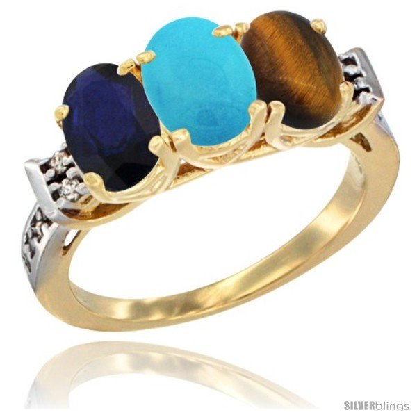 https://www.silverblings.com/76616-thickbox_default/10k-yellow-gold-natural-blue-sapphire-turquoise-tiger-eye-ring-3-stone-oval-7x5-mm-diamond-accent.jpg