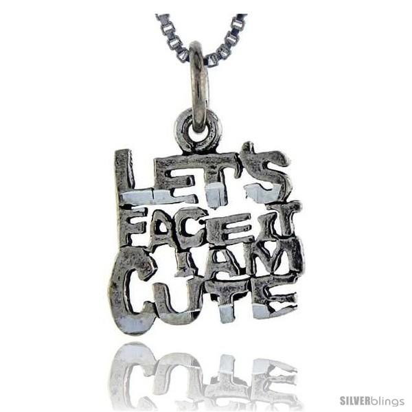 https://www.silverblings.com/76660-thickbox_default/sterling-silver-lets-face-it-im-cute-talking-pendant-1-in-wide.jpg