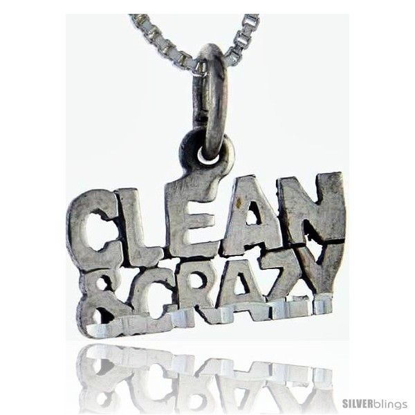 https://www.silverblings.com/76664-thickbox_default/sterling-silver-clean-and-crazy-talking-pendant-1-in-wide.jpg
