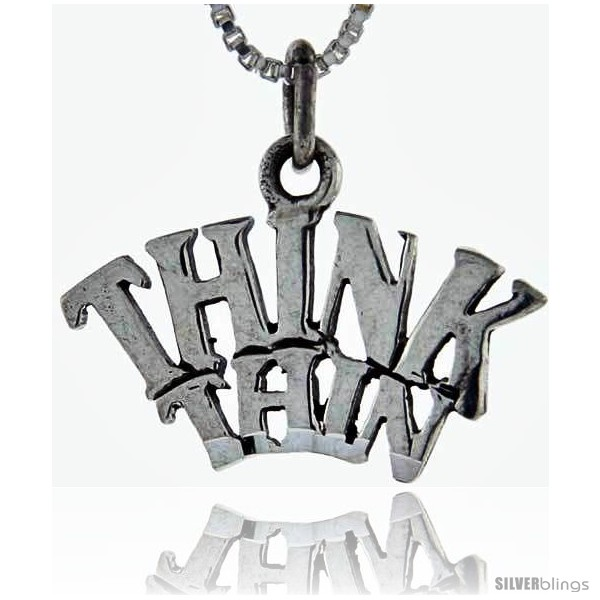 https://www.silverblings.com/76672-thickbox_default/sterling-silver-think-thin-talking-pendant-1-in-wide.jpg