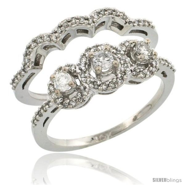 https://www.silverblings.com/76732-thickbox_default/14k-white-gold-2-piece-diamond-engagement-ring-set-0-48-cttw-brilliant-cut-diamonds-5-16-in-wide.jpg