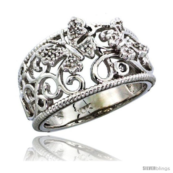 https://www.silverblings.com/76740-thickbox_default/10k-white-gold-butterfly-swirls-diamond-ring-w-0-11-carat-brilliant-cut-diamonds-7-16-in-11-5mm-wide.jpg