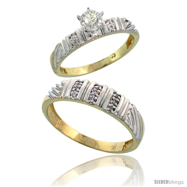 https://www.silverblings.com/76804-thickbox_default/gold-plated-sterling-silver-2-piece-diamond-wedding-engagement-ring-set-for-him-her-3-5mm-5mm-wide-style-agy117em.jpg