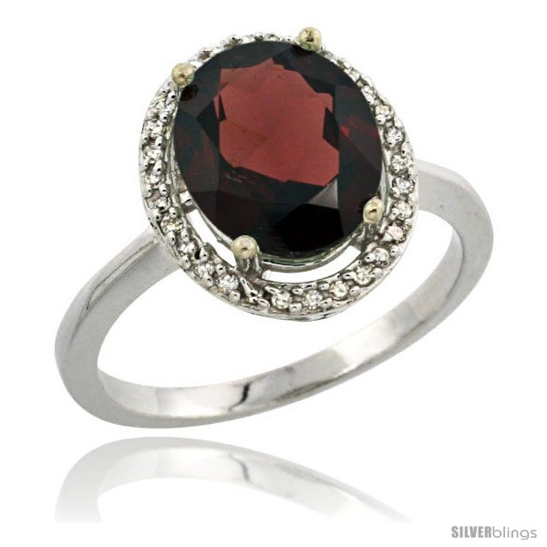 https://www.silverblings.com/7696-thickbox_default/sterling-silver-diamond-natural-garnet-ring-2-4-ct-oval-stone-10x8-mm-1-2-in-wide-style-cwg10114.jpg