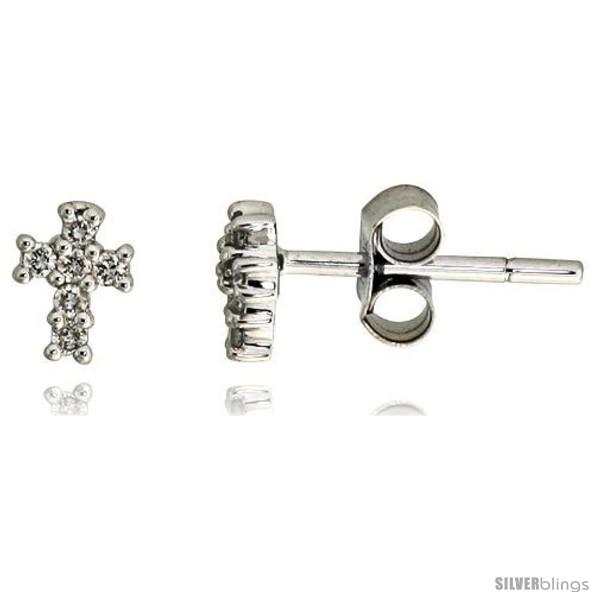 https://www.silverblings.com/77022-thickbox_default/14k-white-gold-cross-stud-earrings-w-0-15-carat-brilliant-cut-diamonds-3-16-5mm-tall.jpg
