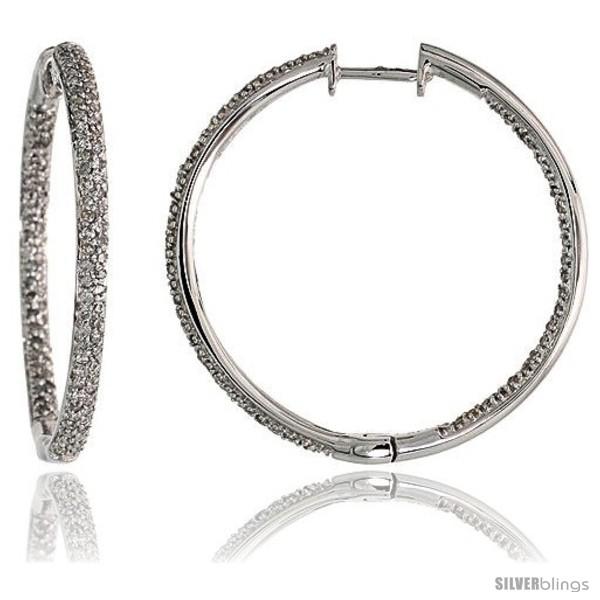 https://www.silverblings.com/77058-thickbox_default/14k-white-gold-diamond-hoop-earrings-w-0-98-carat-brilliant-cut-diamonds-1-3-16-30mm.jpg