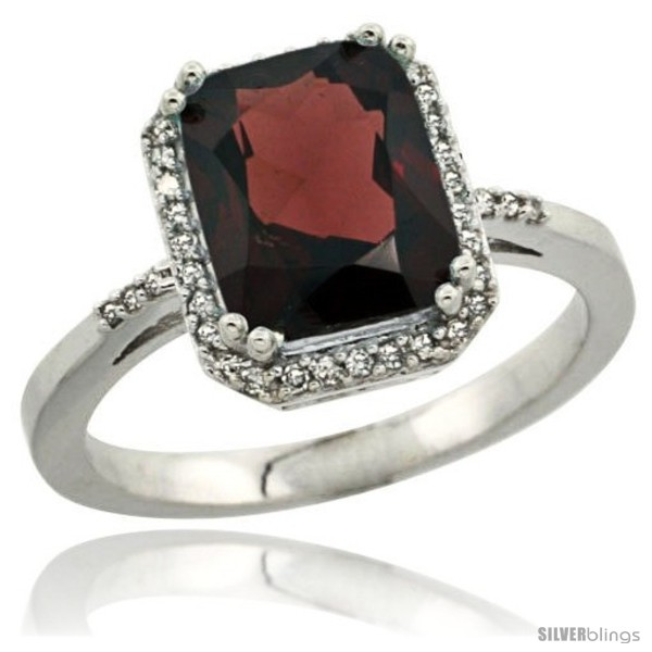 https://www.silverblings.com/7708-thickbox_default/sterling-silver-diamond-natural-garnet-ring-2-53-ct-emerald-shape-9x7-mm-1-2-in-wide.jpg