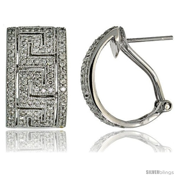 https://www.silverblings.com/77142-thickbox_default/14k-white-gold-greek-key-french-clip-earrings-w-1-00-carat-brilliant-cut-diamonds-3-4-19mm-tall.jpg