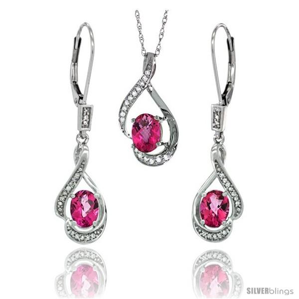 https://www.silverblings.com/77172-thickbox_default/14k-white-gold-natural-pink-topaz-lever-back-earrings-pendant-set-diamond-accent.jpg