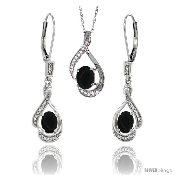 https://www.silverblings.com/77204-thickbox_default/14k-white-gold-natural-black-onyx-lever-back-earrings-pendant-set-diamond-accent.jpg