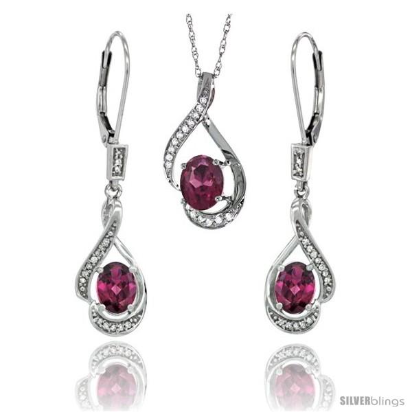 https://www.silverblings.com/77212-thickbox_default/14k-white-gold-natural-rhodolite-lever-back-earrings-pendant-set-diamond-accent.jpg