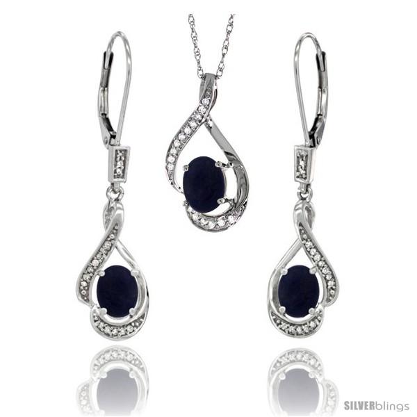 https://www.silverblings.com/77230-thickbox_default/14k-white-gold-natural-lapis-lever-back-earrings-pendant-set-diamond-accent.jpg
