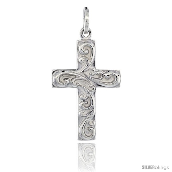 https://www.silverblings.com/77250-thickbox_default/sterling-silver-cross-pendant-w-swirls-1-in-25-mm-tall.jpg