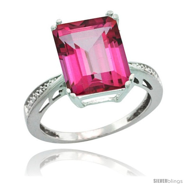 https://www.silverblings.com/77439-thickbox_default/10k-white-gold-diamond-pink-topaz-ring-5-83-ct-emerald-shape-12x10-stone-1-2-in-wide-style-cw906149.jpg