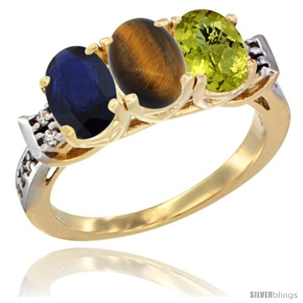https://www.silverblings.com/77512-thickbox_default/10k-yellow-gold-natural-blue-sapphire-tiger-eye-lemon-quartz-ring-3-stone-oval-7x5-mm-diamond-accent.jpg