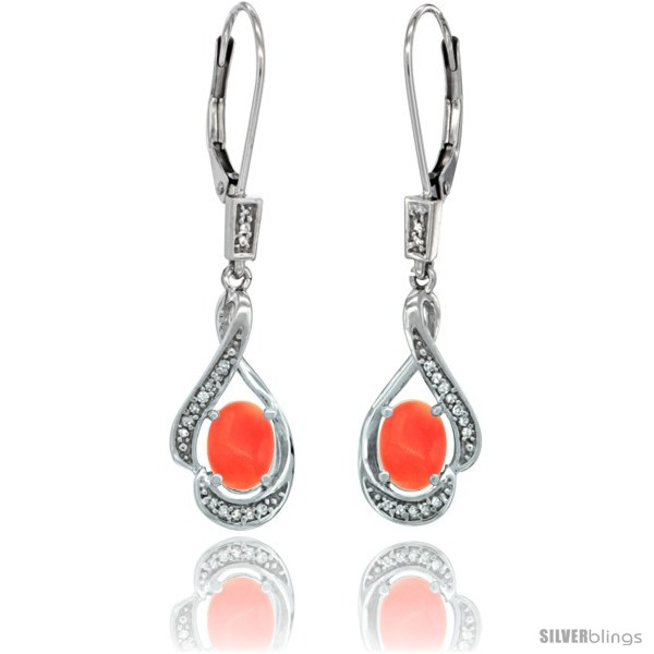 https://www.silverblings.com/77586-thickbox_default/14k-white-gold-natural-coral-lever-back-earrings-1-7-16-in-long.jpg