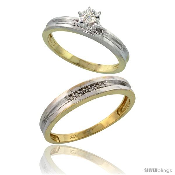 wedding sets wedding sets rings for him and her. Black Bedroom Furniture Sets. Home Design Ideas