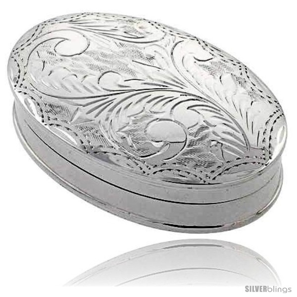 https://www.silverblings.com/77873-thickbox_default/sterling-silver-pill-box-1-7-8-x-1-1-4-48-mm-x-32-mm-oval-shape-engraved-finish.jpg