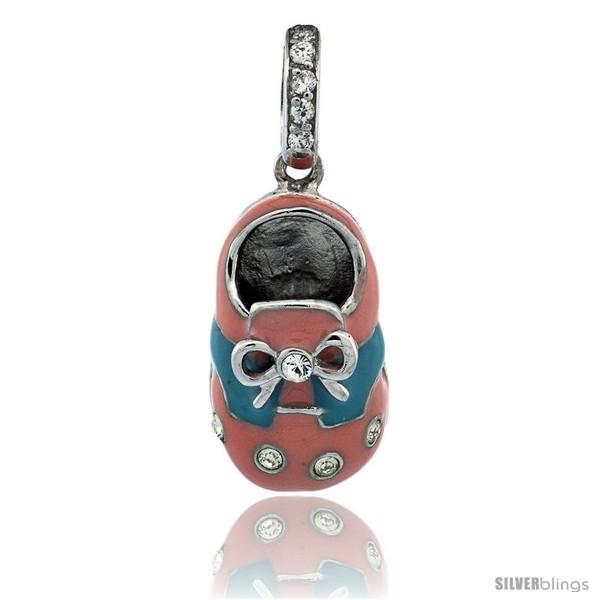 https://www.silverblings.com/77878-thickbox_default/sterling-silver-pink-blue-enamel-baby-shoe-pendant-w-cz-stones-7-8-in-23-mm-tall.jpg