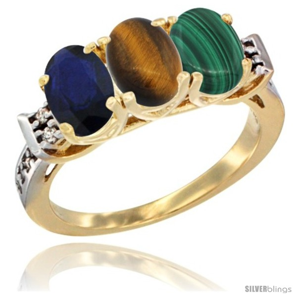 https://www.silverblings.com/77928-thickbox_default/10k-yellow-gold-natural-blue-sapphire-tiger-eye-malachite-ring-3-stone-oval-7x5-mm-diamond-accent.jpg