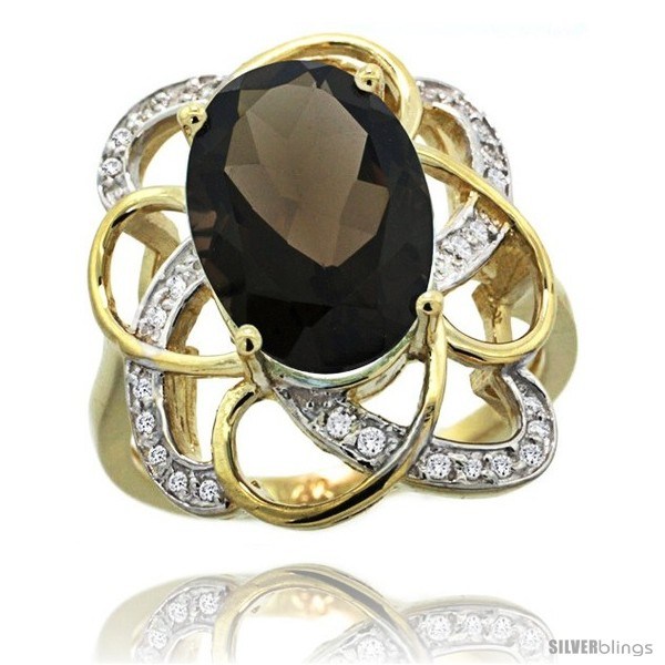 https://www.silverblings.com/77997-thickbox_default/14k-gold-natural-smoky-topaz-floral-design-ring-13x-19-mm-oval-shape-diamond-accent-7-8inch-wide.jpg