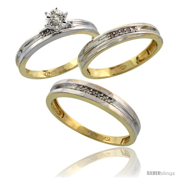 https://www.silverblings.com/78174-thickbox_default/gold-plated-sterling-silver-diamond-trio-wedding-ring-set-his-4mm-hers-3-5mm-style-agy119w3.jpg