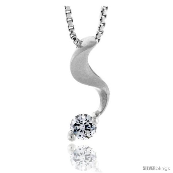 https://www.silverblings.com/78216-thickbox_default/high-polished-sterling-silver-13-16-20-mm-tall-swirl-pendant-slide-w-3mm-brilliant-cut-cz-stone-w-18-thin-box-chain.jpg
