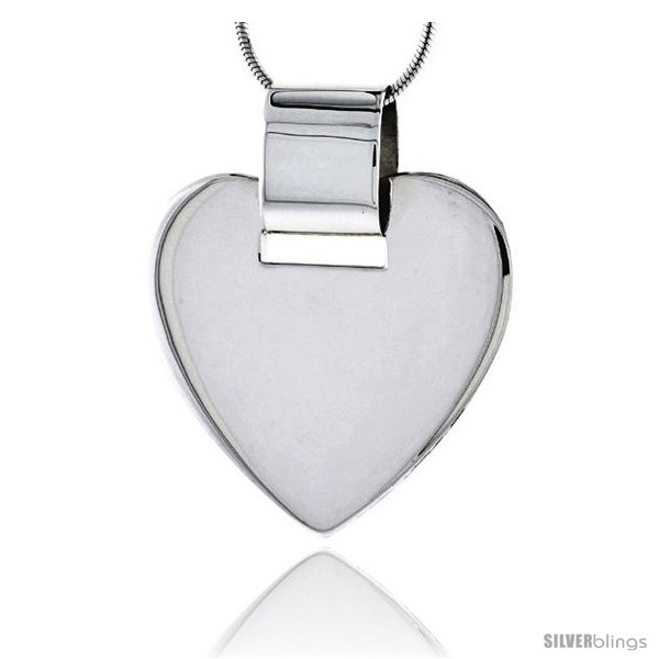 https://www.silverblings.com/78316-thickbox_default/sterling-silver-high-polished-heart-pendant-1-1-8-29-mm-tall-w-18-thin-snake-chain.jpg