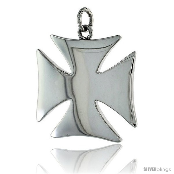 https://www.silverblings.com/78356-thickbox_default/sterling-silver-high-polished-cross-pattee-pendant-1-1-4-31-mm-tall.jpg