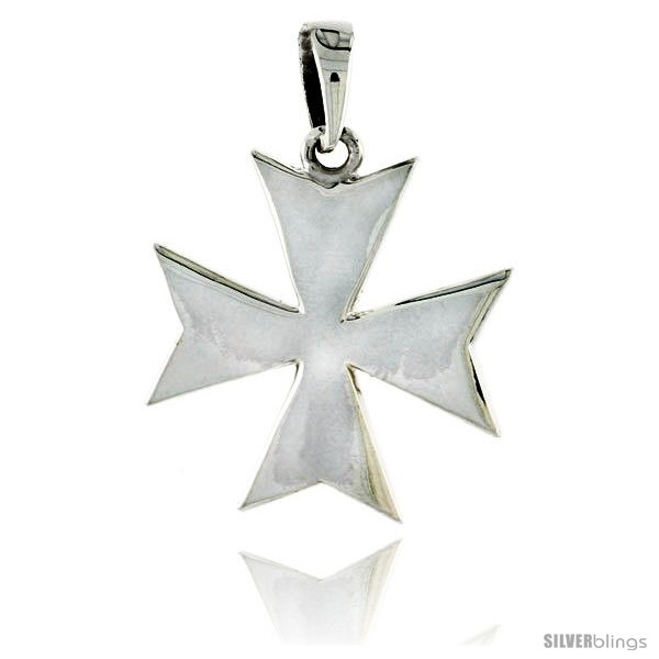 https://www.silverblings.com/78360-thickbox_default/sterling-silver-high-polished-maltese-iron-cross-pendant-1-1-16-27-mm-tall.jpg