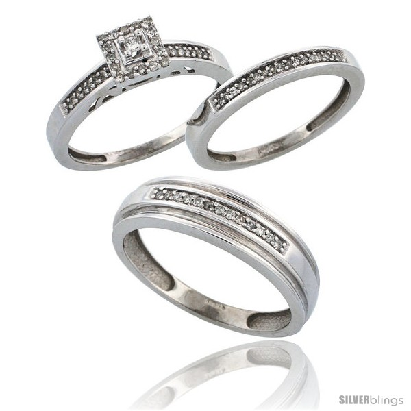 https://www.silverblings.com/78436-thickbox_default/14k-white-gold-3-piece-trio-his-6mm-hers-2-5mm-diamond-wedding-band-set-w-0-33-carat-brilliant-cut-style-ljw201w3.jpg