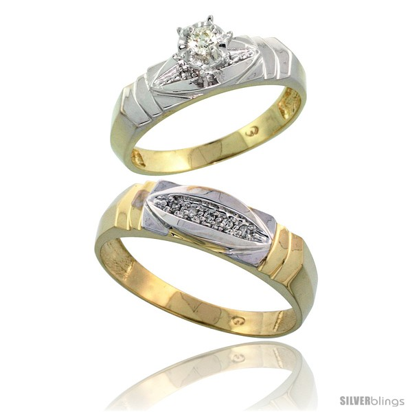 https://www.silverblings.com/78532-thickbox_default/gold-plated-sterling-silver-2-piece-diamond-wedding-engagement-ring-set-for-him-her-5mm-6mm-wide-style-agy121em.jpg
