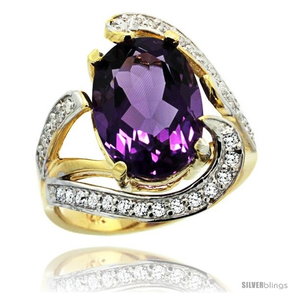 https://www.silverblings.com/78597-thickbox_default/14k-gold-natural-amethyst-ring-oval-14x10-diamond-accent-3-4-in-wide.jpg