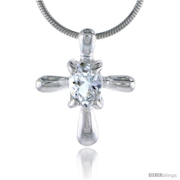 https://www.silverblings.com/78627-thickbox_default/high-polished-sterling-silver-3-4-19-mm-tall-cross-pendant-slide-w-7x5mm-oval-cut-cz-stone-w-18-thin-box-chain.jpg