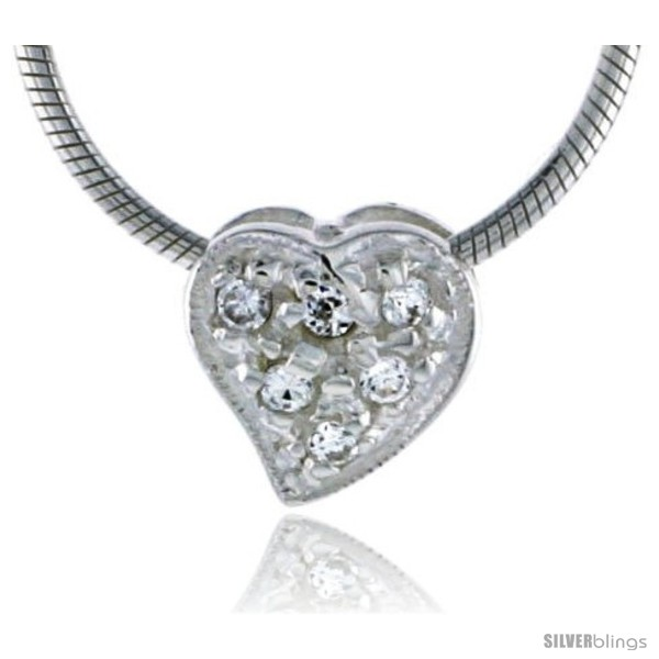 https://www.silverblings.com/78673-thickbox_default/high-polished-sterling-silver-3-8-9-mm-tall-teeny-heart-pendant-slide-w-six-2mm-brilliant-cut-cz-stones-w-18-thin-box.jpg