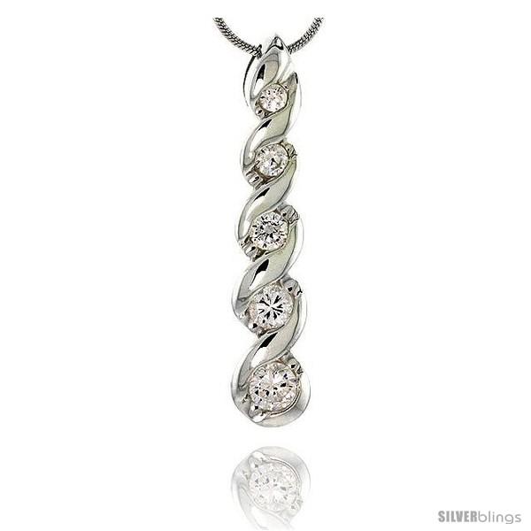 https://www.silverblings.com/78681-thickbox_default/sterling-silver-graduated-journey-pendant-w-5-cz-stones-1-7-8-36mm-tall.jpg