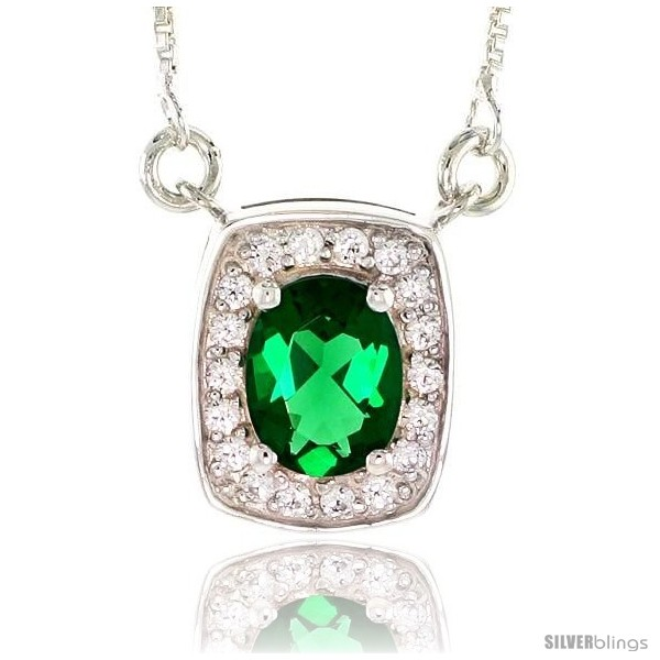 https://www.silverblings.com/78709-thickbox_default/sterling-silver-journey-pendant-w-9x7mm-oval-cut-synthetic-emerald-high-quality-cz-stones-9-16-15-mm-tall.jpg