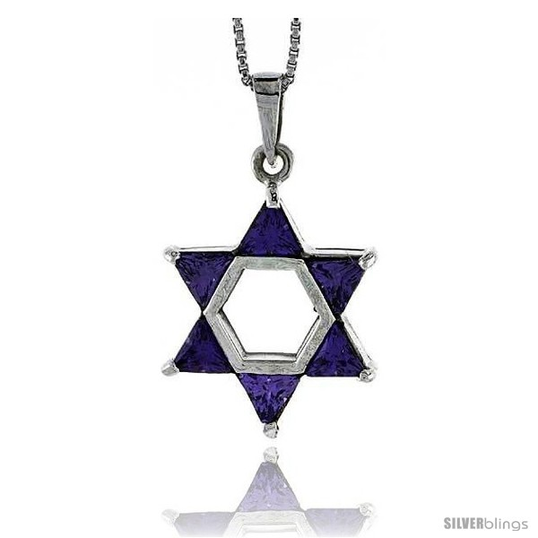 https://www.silverblings.com/78717-thickbox_default/high-polished-sterling-silver-1-25-mm-tall-jewish-star-of-david-pendant-w-six-5mm-trillion-amethyst-colored-cz-stones.jpg