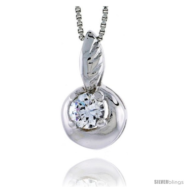 https://www.silverblings.com/78747-thickbox_default/high-polished-sterling-silver-7-8-22-mm-round-pendant-w-5mm-brilliant-cut-amethyst-colored-cz-stone-w-18-thin-box-chain.jpg