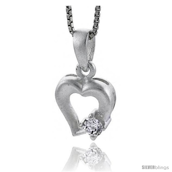 https://www.silverblings.com/78777-thickbox_default/high-polished-sterling-silver-5-8-16-mm-tall-fancy-heart-cut-out-pendant-w-4mm-brilliant-cut-cz-stone-w-18-thin-box.jpg