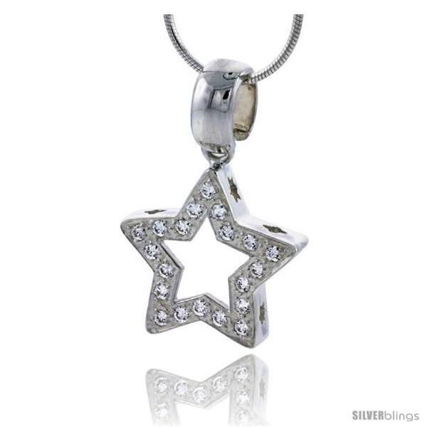 https://www.silverblings.com/78791-thickbox_default/high-polished-sterling-silver-13-16-21-mm-tall-star-cut-out-pendant-w-1-5mm-brilliant-cut-cz-stones-w-18-thin-box-chain.jpg