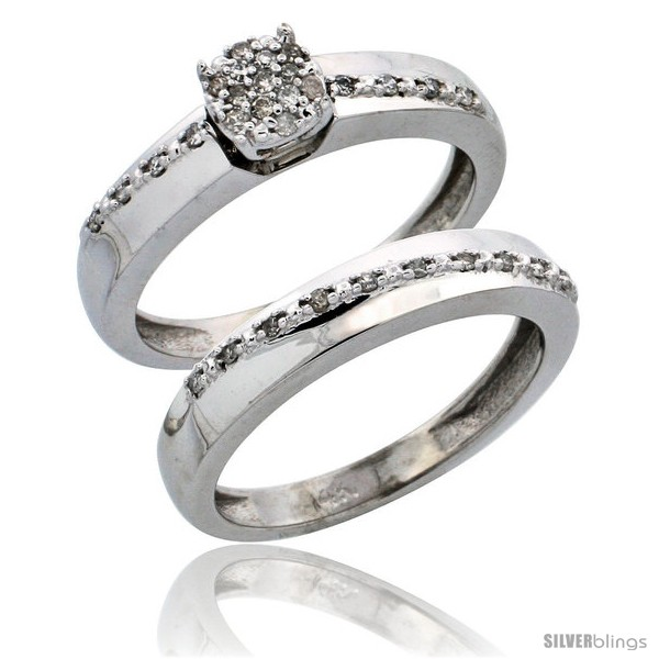 https://www.silverblings.com/78869-thickbox_default/14k-white-gold-2-piece-diamond-engagement-ring-set-w-0-22-carat-brilliant-cut-diamonds-1-8-in-3-5mm-wide-style-ljw204e2.jpg