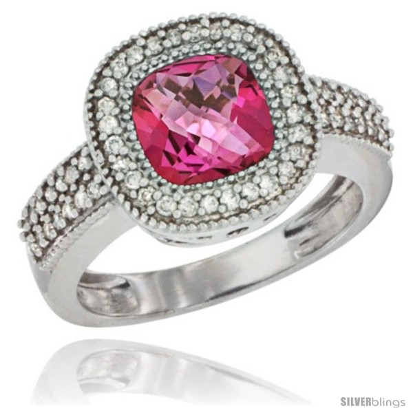 https://www.silverblings.com/78926-thickbox_default/10k-white-gold-natural-pink-topaz-ring-cushion-cut-7x7-stone-diamond-accent.jpg