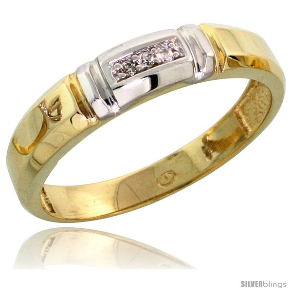 https://www.silverblings.com/78936-thickbox_default/gold-plated-sterling-silver-ladies-diamond-wedding-band-5-32-in-wide-style-agy122lb.jpg
