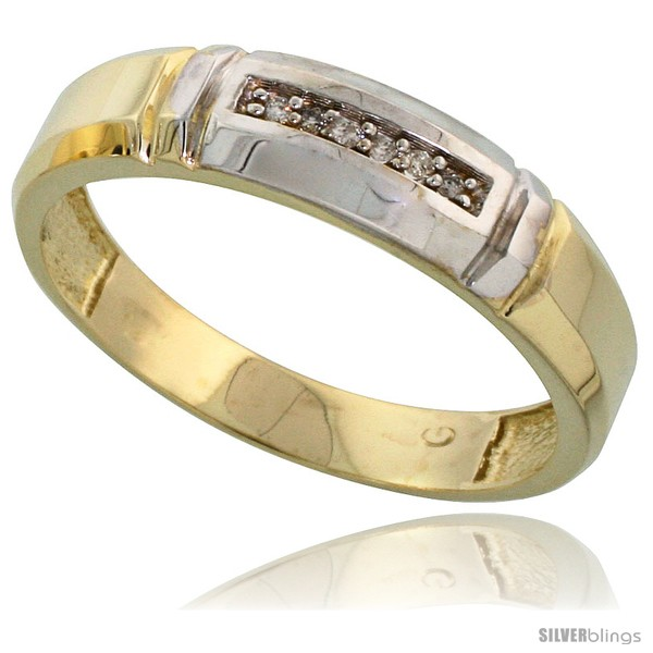 https://www.silverblings.com/78964-thickbox_default/gold-plated-sterling-silver-mens-diamond-wedding-band-7-32-in-wide-style-agy123mb.jpg