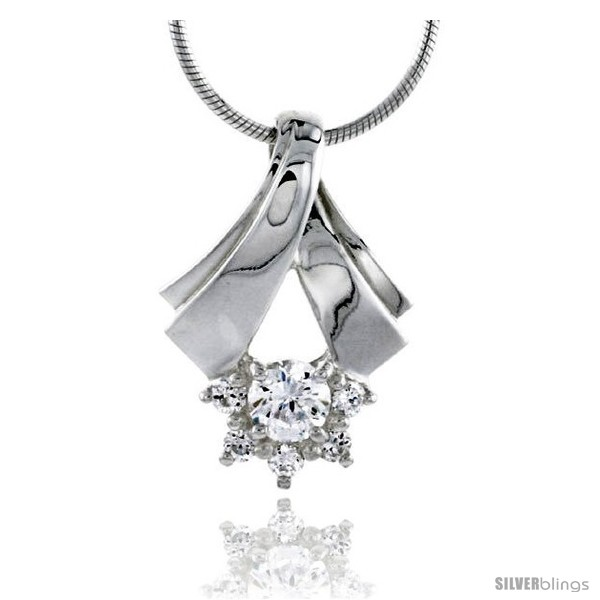 https://www.silverblings.com/79038-thickbox_default/high-polished-sterling-silver-7-8-23-mm-tall-cluster-pendant-slide-w-one-5mm-five-2mm-brilliant-cut-cz-stones-w-18.jpg
