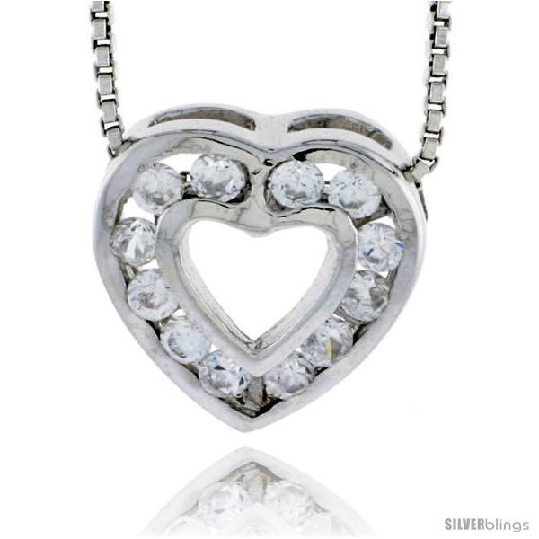 https://www.silverblings.com/79042-thickbox_default/high-polished-sterling-silver-1-2-13-mm-tall-heart-pendant-slide-w-twelve-2mm-brilliant-cut-cz-stones-w-18-thin-box.jpg