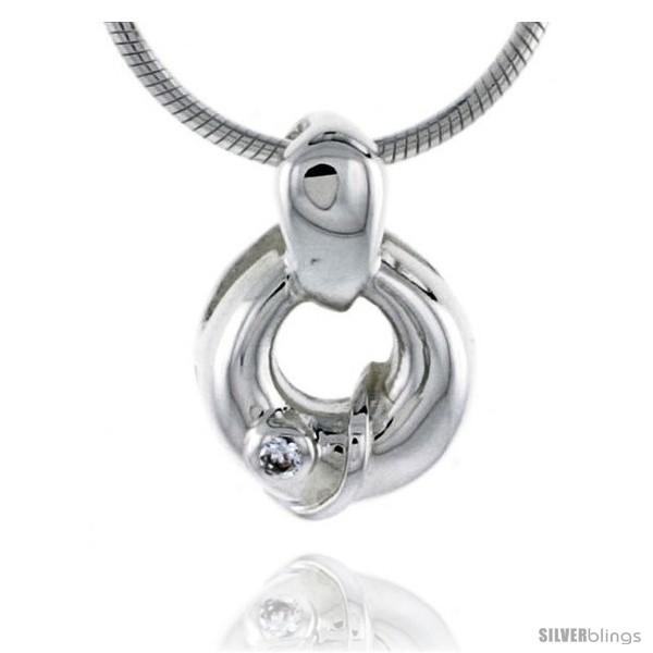 https://www.silverblings.com/79044-thickbox_default/high-polished-sterling-silver-9-16-14-mm-round-pendant-w-brilliant-cut-cz-stone-w-18-thin-box-chain.jpg