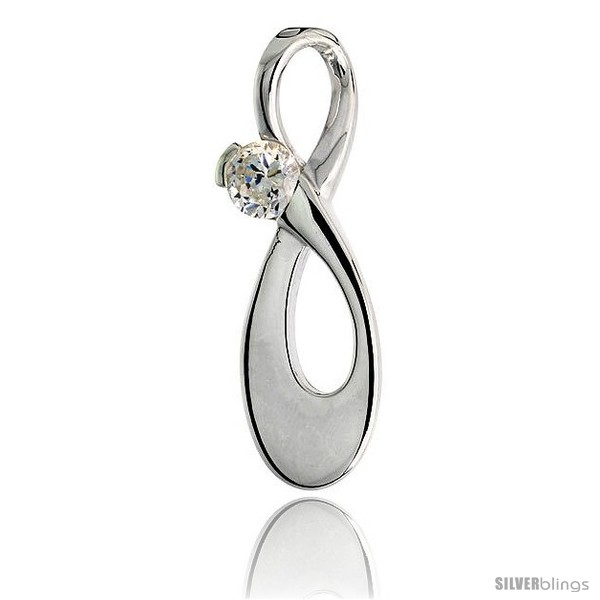 https://www.silverblings.com/79130-thickbox_default/high-polished-knot-pendant-in-sterling-silver-w-4mm-brilliant-cut-cz-stone-15-16-24-mm-tall.jpg